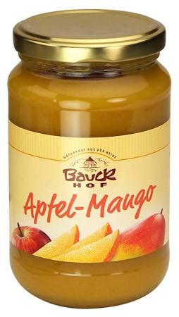 Bauckhof Apfel-Mango-Mark ungesüßt 360g