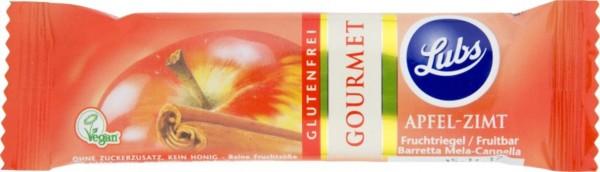 Lubs Gourmet Fruchtriegel Apfel Zimt 40g/A