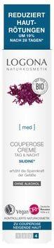 LOGONA Couperose Creme Tag & Nacht SILIDINE 30ml