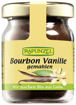 Rapunzel Bourbon-Vanille-Pulver 15g