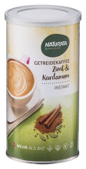 Naturata Getreidekaffee Zimt & Kardamom, instant 125g
