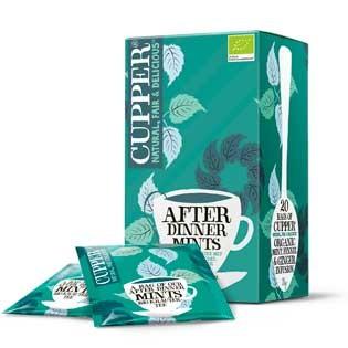 CUPPER After Dinner Mints 38g 20 Beutel