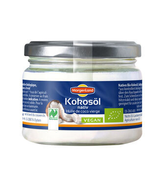 MorgenLand Kokosöl nativ 220ml