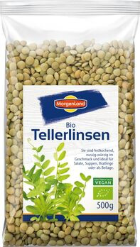 MorgenLand Tellerlinsen 500g
