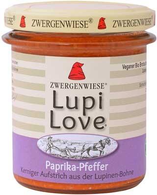 Zwergenwiese Lupi Love Paprika-Pfeffer 165g
