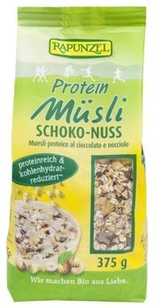 Rapunzel Protein-Müsli Schoko-Nuss 375g