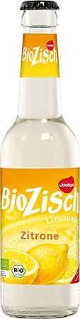 Voelkel BioZisch Zitrone 0,33l + 0,08 EUR Pfand