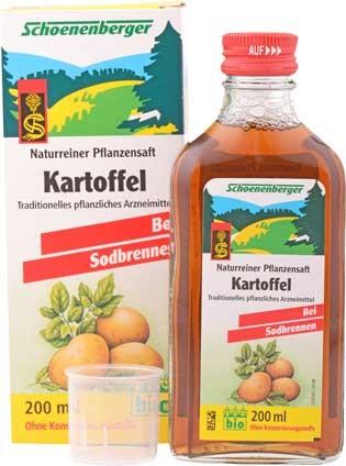 Schoenenberger Kartoffel Pflanzensaft 200ml