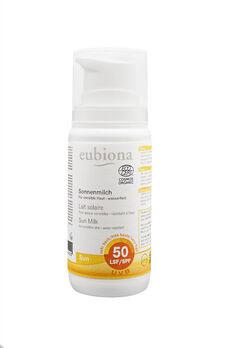 Eubiona Sonnenmilch LSF 50 100ml
