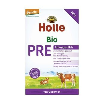 Holle Pre-Anfangsmilch demeter 400g