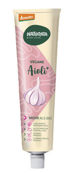 Naturata Vegane Aioli in der Tube Demeter 190ml