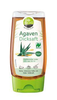 agava Agavendicksaft Spenderflasche 350g