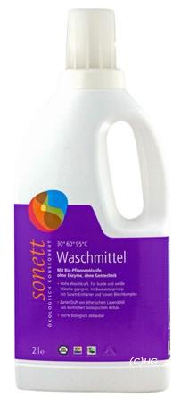 Sonett Waschmittel flüssig Lavendel 2l