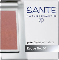 SANTE Rouge silky mallow No. 02 6,5g