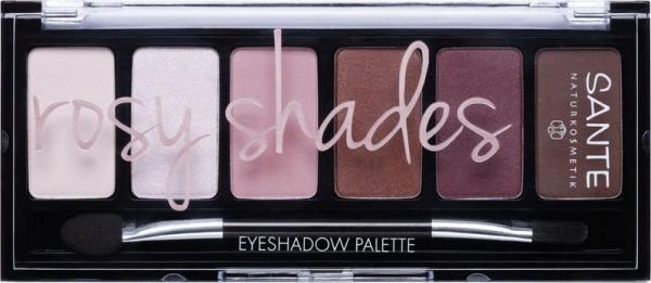 SANTE Eyeshadow Palette rosy shades 6g