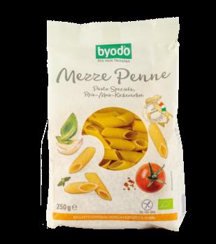 Byodo Mezze Penne, Reis-Mais-Kichererbse