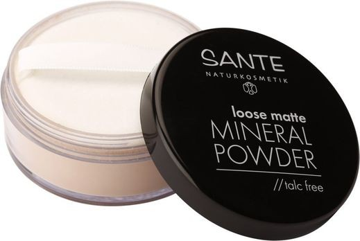 SANTE Loose matte Mineral Powder 02 12g