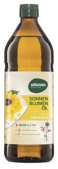 Naturata Sonnenblumenöl nativ 0,75l