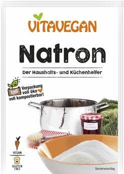 Biovegan Natron konventionell 20g