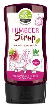 agava Himbeersirup Spenderflasche 350g