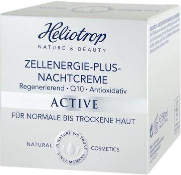 Heliotrop ACTIVE Zellenenerrgie-Plus Nachtcreme 50ml