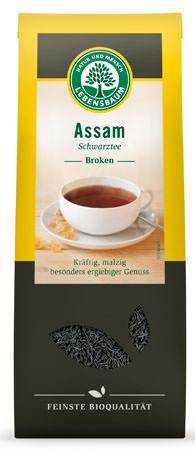 Lebensbaum Schwarztee Assam Broken 100g