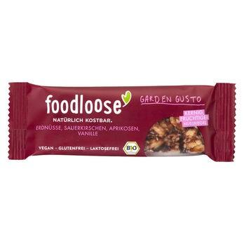 foodloose Garden Gusto Nussriegel 35g