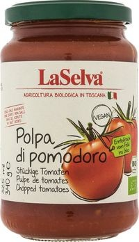 LaSelva Polpa di Pomodoro, Tomatenpolpa 340g