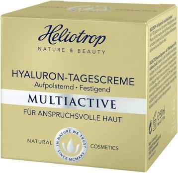 Heliotrop MULTIACTIVE Hyaluron Tagescreme 50ml