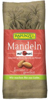 Rapunzel Mandeln geröstet, mit Tamari gewürzt 60g