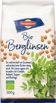 MorgenLand Berglinsen 500g