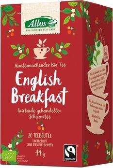 Allos Tee English Breakfast 20 Btl