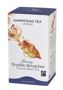 Hampstead Tea Strong English Breakfast 20Btl