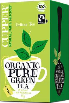 CUPPER Grüner Tee 35g 20 Beutel