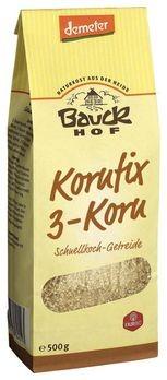 Bauckhof Kornfix 3-Korn demeter 500g