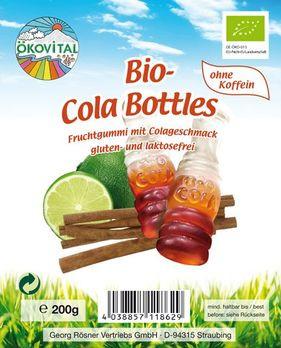 ökovital Bio Cola Bottles 200g