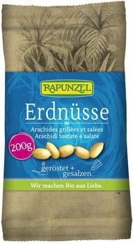 Rapunzel Erdnüsse geröstet & gesalzen 200g
