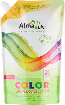 AlmaWin Color Waschmittel flüssig ÖkoPack 1,5l