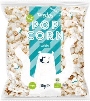 Fredos Popcorn, salzig 50g