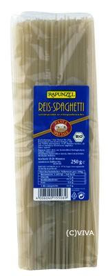 Rapunzel Reisnudeln Spaghetti, glutenfrei 150g
