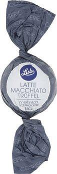 Lubs Confiseriekugeln Latte Macchiato mit Vollmilchschokolade 75g/S