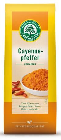 Lebensbaum Cayennepfeffer (Chillipulver) 50g