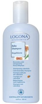 LOGONA Baby Shampoo mit Ringelblume 200ml