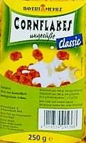 Davert Cornflakes, ungesüßt, glutenfrei 250g