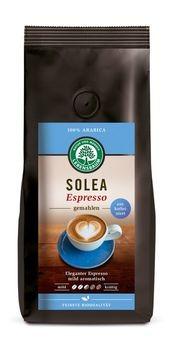 Lebensbaum Solea Espresso entkoffeiniert, gemahlen 250g