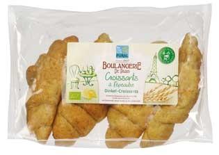 Pural Dinkel Croissant 4x45g
