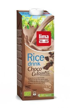 Lima Rice-Drink Choco Calcium 1l