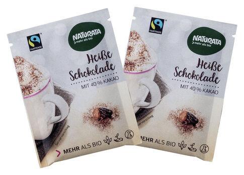 Naturata Portionsbeutel Heisse Schokolade 1 Stück