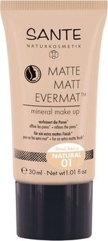 SANTE Matte Matt Evermat Mineral Make up 01 30ml