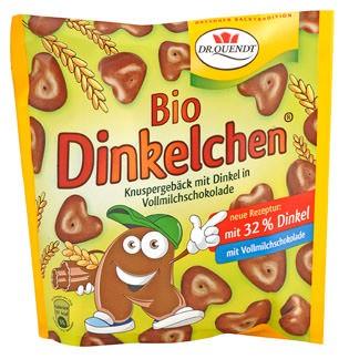 Dr. Quendt Dinkelchen 85g